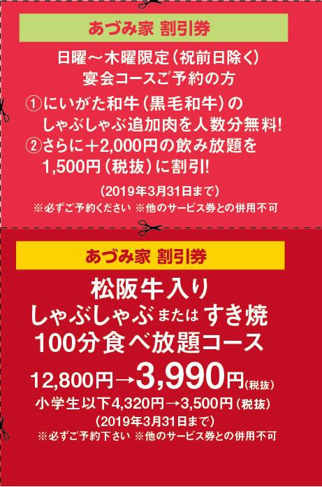 割引券20190331